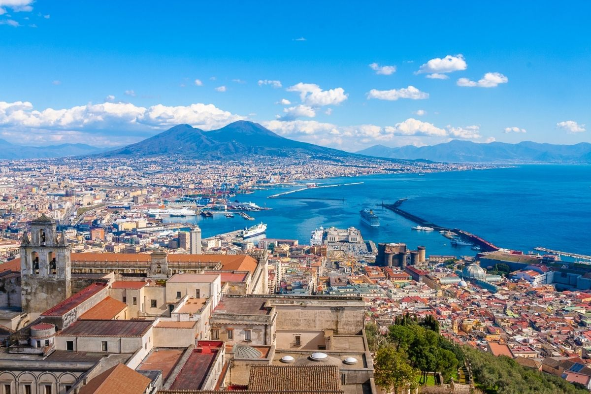 A Grand Tour of the Campania Region and its wines – Naples