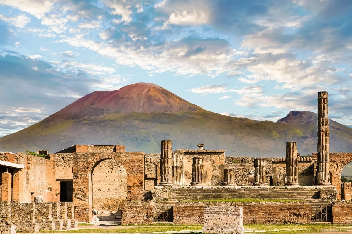 A Grand Tour of the Campania Region and its wines – Vesuvius