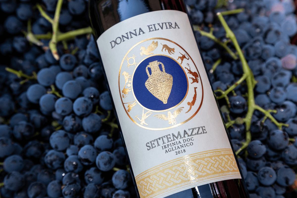 Behind the bottle – Aglianico, Tony Fink's favourite wine