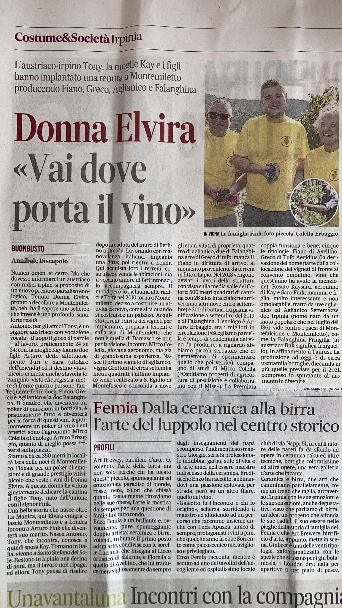 Il Mattino Feature