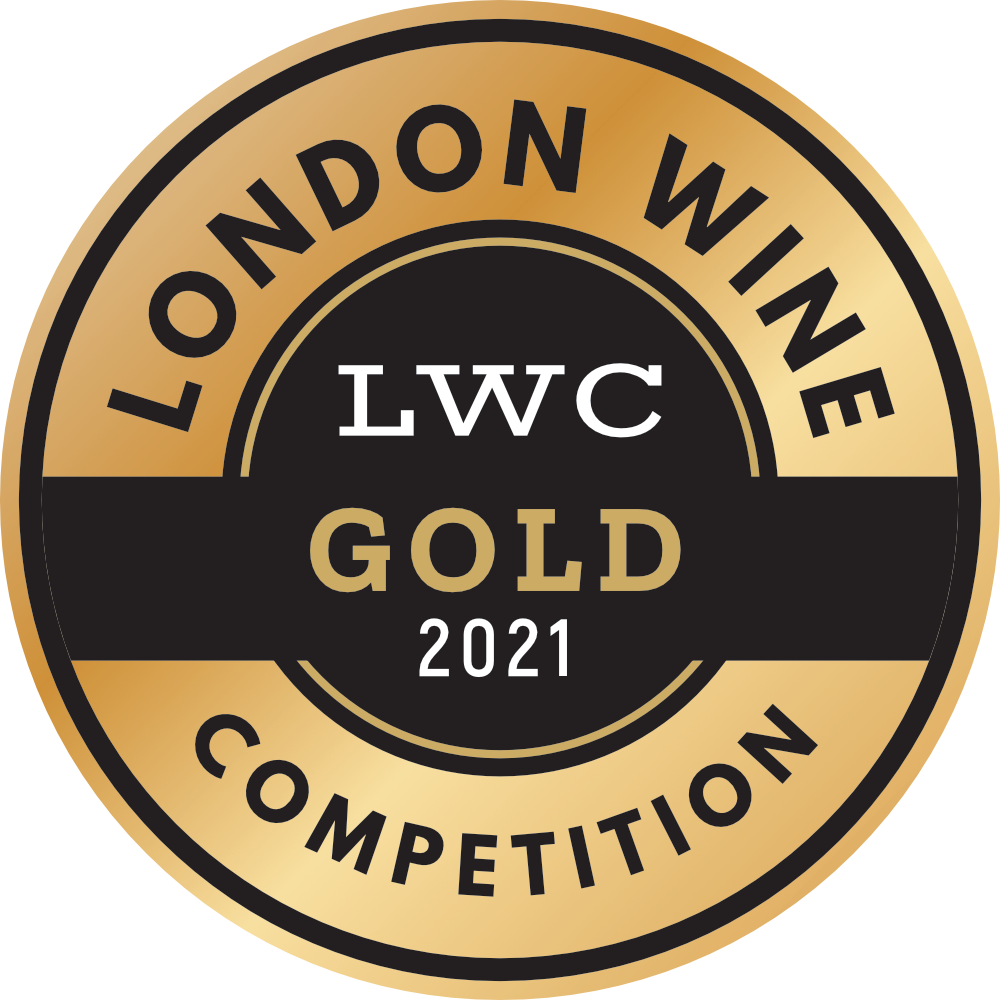 Donna Elvira Wins Gold at the 2021 London Wine Competition
