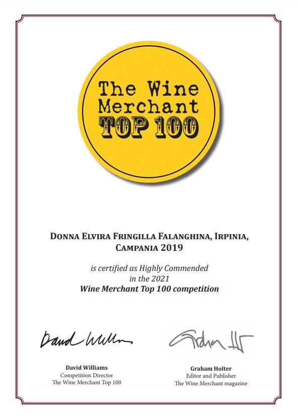 The Wine Merchant Award